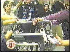 Entertainment Tonight - on the Death of Christopher Reeve - part 1 of 2!