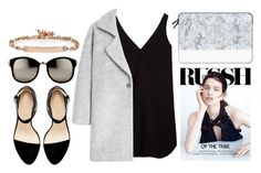 """""""#437"""" by yameilama ❤ liked on Polyvore featuring T By Alexander Wang, Casetify, MANGO, Linda Farrow, Hoorsenbuhs, women's clothing, women, female, woman and misses"""