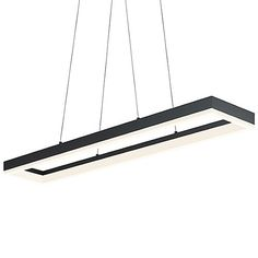 23 best lighting rectangular suspension images offices light rh pinterest com
