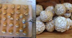 Dinkel-Walnuss-Kekse