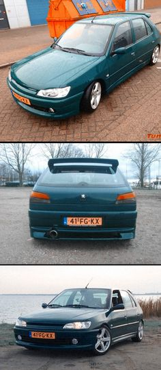 For Sale on TuneZup: #Modified #Peugeot306