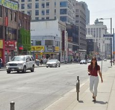 Corner of Yonge & Joseph Streets, Toronto 2016 Downtown Toronto, Joseph, Street View, Corner