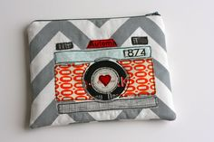 camera applique similar to mine - like the stitching