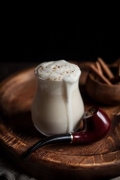 Mix up a batch of Hot Buttered Hazelnut Whisky for a delicious Christmas cocktail
