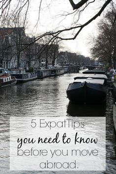 Being an Expat - 5 expat tips you need to know before you move abroad.   living abroad tips, living abroad with kids #travel #moveabroad #expat