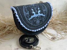 Trachtentasche, Dirndltasche: Oktoberfest von *Margot-Atelier* auf DaWanda.com
