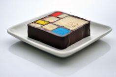 Mondrian cake by Caitlin Freeman