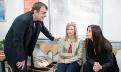 'Corrie' Spoiler! Leanne To Reveal The Truth About The Father Of Her Baby?