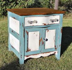 bad rabbit vintage - painted furniture with attitude : MMS Milk Paint