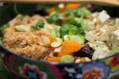 ... Quinoa Salad with Sesame-Lime Vinaigrette | Recipe | Quinoa Salad