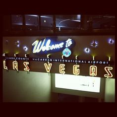 Welcome. #luxdelux #vegas