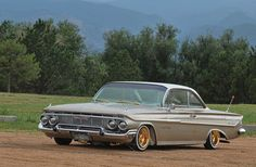 Pin by byron jones on cars cribs pinterest crib and cars 1961 chevrolet impala driver side front view 005 publicscrutiny Choice Image