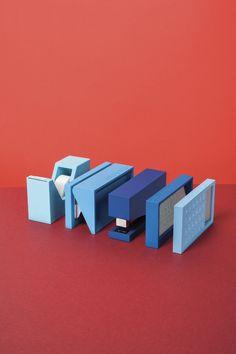 Lexon - BURO SET, design Adrian & Jeremy Wright