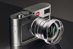 Leica M9 Titanium (limited edition)