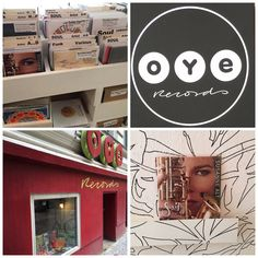 """The """"Saxify Spotting"""" continues: Saxify 7-inch spotted by Kremlin Disko  at OYE Record Store, Berlin! Thanks for sending the photo! http://www.susannealt.com/weblog/saxify-spotted-oye-berlin/ #saxify #saxifyoperations #areyousaxified #funk #soul #jazz #vinyl"""