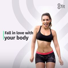 Belen's Non-Crossfit Transformation: Learning to eat to fuel training goals with 8fit