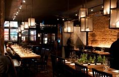 Restaurant Marc Forgione, TriBeCa, NYC