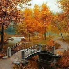 #Repost @capochino67:@Regrann Autunn Paek #awesome #amazing #cool #colors #magic #majestic  #lit #light #love #life #Hope #Harmony #Horizons #Idyll #Imagine #Inspired #Incredible #Follow #PhotOfTheDay #Wonderland #Fairytale #autumn #park #bridge #serene #trees #landscape