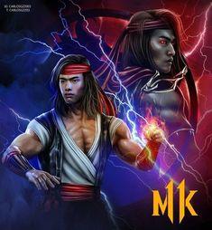 Mortal Kombat 11 Liu Kang By Carlos Mortal Kombat Memes, Mortal Kombat 2, Liu Kang, Mortal Kombat X Wallpapers, Kung Lao, Claude Van Damme, Kung Fu Martial Arts, Silver The Hedgehog, Street Fighter