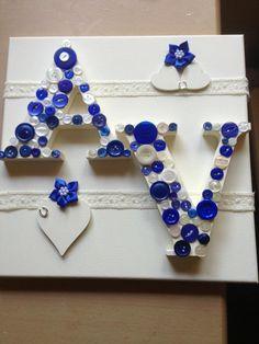 royal blue theme