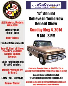 Best Car Show Flyers Images On Pinterest Car Show Flyers And - Car show tomorrow