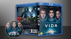 Vida (Blu-Ray) - Capa | VITRINE - Galeria De Capas - Designer Covers Custom | Capas & Labels Customizados