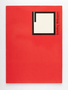 Werbemappe für Verpackungsindustrie    Schelling Wellpappen (Originaltitel)  1961