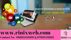 Digital Marketing grants you to display your products and services via online. Distant traditional marketing, digital marketing provides the businesses and individuals a digital channel to reach the audience at right time and in the right place at an affordable price. Rinixweb is Best Digital marketing Services provider in Vizag. and as well as Web designing and Development Services in Vizag provider also