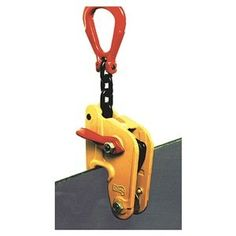 Lifting Clamp, Plate, Capacity 6600 lb. by Tractel. $2130.31. Lifting Clamp, Plate Clamp, Load Capacity (Lb.) 6600, Jaw Capacity (In.) 2-5/16, Jaw Material Steel, Handle Chain with Load Ring, Cam Mechanism Automatic Self Locking, Standards ANSI B30.20, Includes Manual, Package Quantity 1
