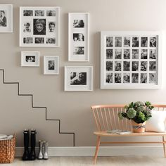 Memories Photo Frame | The White Company