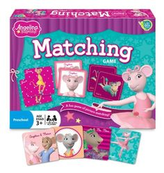 Angelina Ballerina Dance With Me Game ** Continue to the product at the image link.