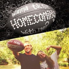 Proposal Ideas basketball How cute is this football proposal? How cute is this football proposal? How cute is this football proposal? How cute is this football proposal? Cute Homecoming Proposals, Formal Proposals, Homecoming Ideas, Football Homecoming, Homecoming Dance, Homecoming Dresses, Friends Tv Show, Halloween Tanz, Stranger Things