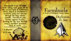 Farmlands: Darkness & Ice