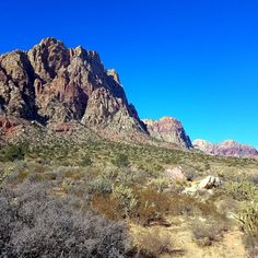 Hikes & Trails – Round-Trip Distances & Times | Red Rock Canyon Las Vegas