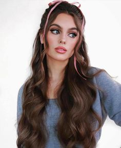 1960 Hairstyles, Pretty Hairstyles, Vintage Hairstyles For Long Hair, 1960s Hair Tutorial, Estilo Pin Up, Mode Vintage, Looks Cool, Human Hair Extensions, Hair Looks