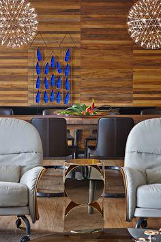 Estilo urbano, coração do interior. Veja: https://casadevalentina.com.br/projetos/detalhes/estilo-urbano,-coracao-do-interior-519 #decor #decoracao #interior #design #casa #home #house #idea #ideia #detalhes #details #casadevalentina #diningroom #saladejantar
