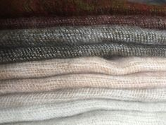 Warm Scarves, Brown Beige, Fair Trade, Shawls, Nepal, Plaid Scarf, Blankets, Handmade, Hand Made