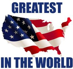 Greatest country in the world! - http://www.iloveusa.com/patriotism/greatest-country-in-the-world/?utm_source=Pinterest&utm_medium=Pinterest&utm_campaign=SNAP%2Bfrom%2BILoveUSA.com