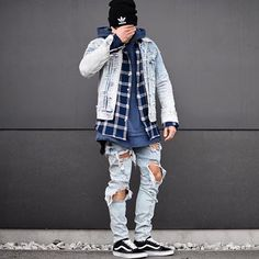 """4,292 mentions J'aime, 26 commentaires - STREETWEAR ☓ GERMANY (@streetwearde) sur Instagram: """"Rate this style from 1-10  #strwrde @achmedlachned"""""""
