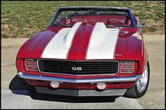1969 Chevrolet Camaro Convertible