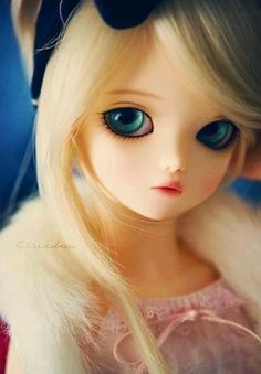 Cute Doll For Facebook Profile Picture Girls