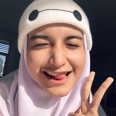 Hijab Gelis from Manado - Fairy Hijaber