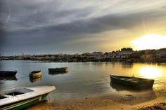 Atardecer en Barbate (Cádiz) / Sunset over Barbate (Cádiz), by @NatGeo_Spain