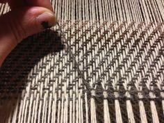 Italian Hemstitch - Comfortcloth Weaving