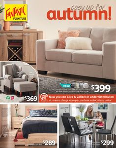 Fantastic Furniture Catalogue 15 May U2013 20 June 2017 [The Fantastic Sale!