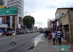 Stadt Colombo, Sri Lanka