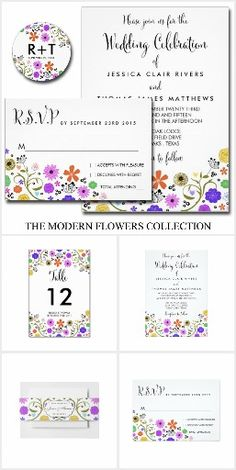 The Modern Flowers Collection