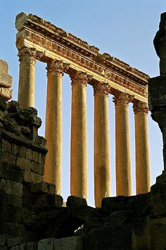 Would you ever have worshiped at the Temple of Jupiter in Baalbek, Lebanon? If not for Jupiter to counter the suns gravity how else could the earth have took its orbit between the two giants?