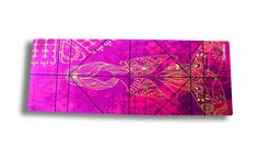 NIRVANA Pro YOGA MAT, Large Yoga Mat , Thick Yoga Mat, Non Slip Yoga Mat, Natural Rubber Yoga Mat, Beautiful Design, Eco Friendly Yoga Mat, Non Toxic Yoga Mat Towel Combo comes with a Yoga Bag. -- Discover this special product, click the image : Yoga Weightloss