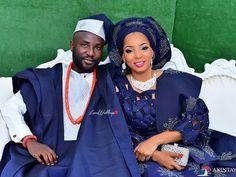 Nigerian Traditional Wedding - Wonuola and Mayokun LoveweddingsNG 11